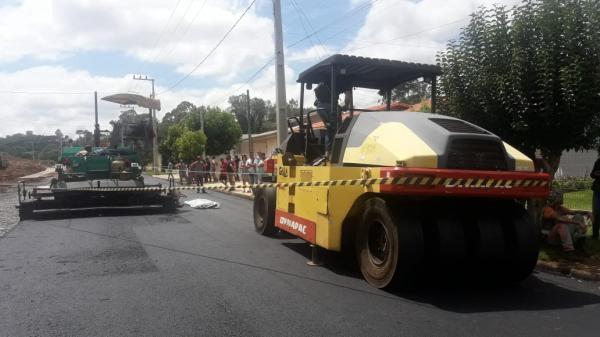 Trabalhador morre esmagado por rolo compactador em Maravilha