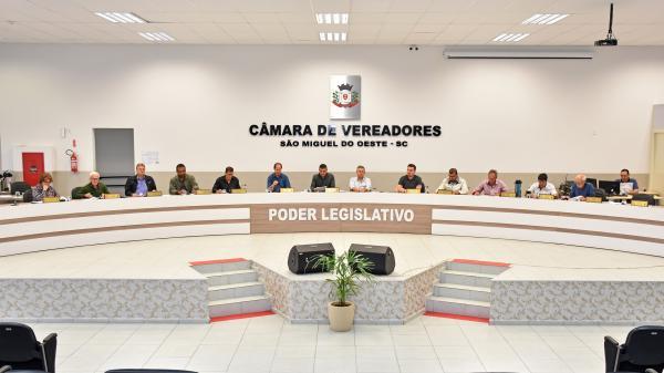 Vereadores aprovam concessão de incentivos econômicos a produtores rurais e empresas
