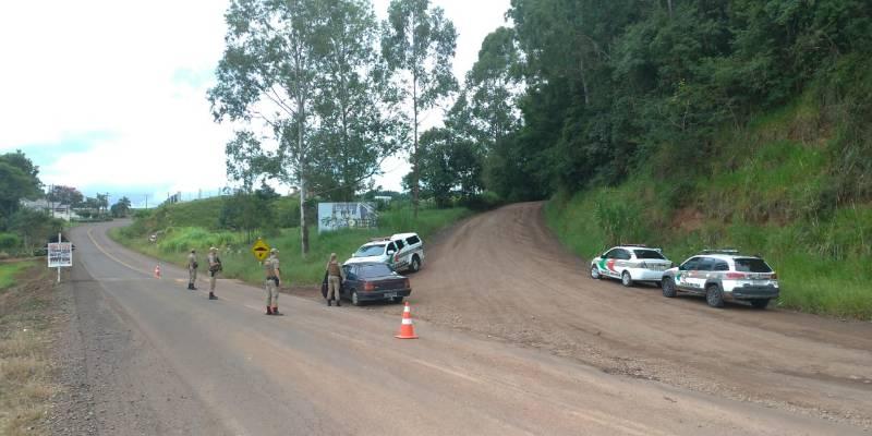 Polícia Militar desencadeia nova edição da Operação Fronteira Segura no Extremo-Oeste