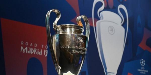Definidos os confrontos das quartas de final da Liga dos Campeões