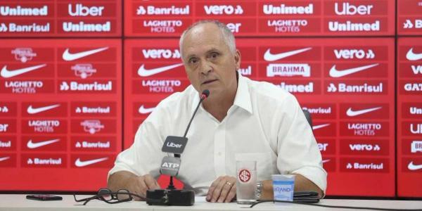 Medeiros anuncia Inter com reservas no Gre-Nal