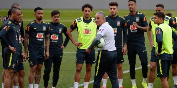 Brasil abre ano de sua Copa América com amistoso diante do Panamá