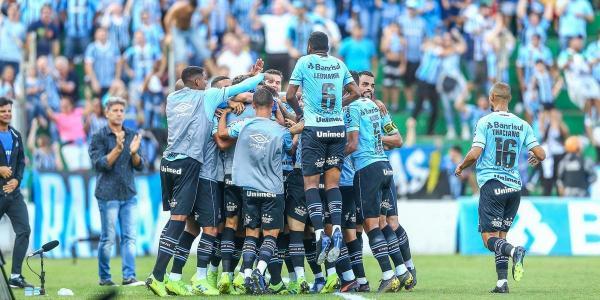 Grêmio humilha o Juventude e já pensa na semifinal do Gauchão