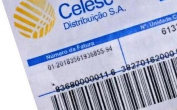 Conta de luz da Celesc terá alta média de 13,86%