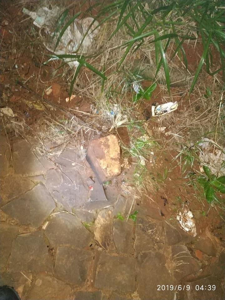 Homem morre após levar pedrada na cabeça em Pinhalzinho