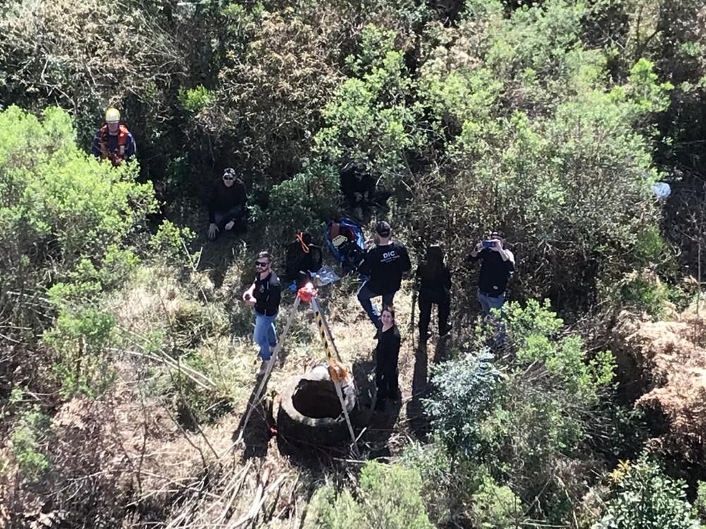 Polícia Civil identifica corpos encontrados em poço em Chapecó