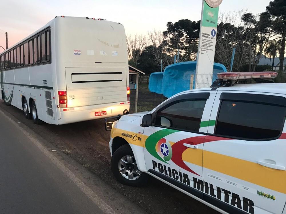 PMRv apreende cerca de R$ 85 mil em contrabando em São Lourenço do Oeste
