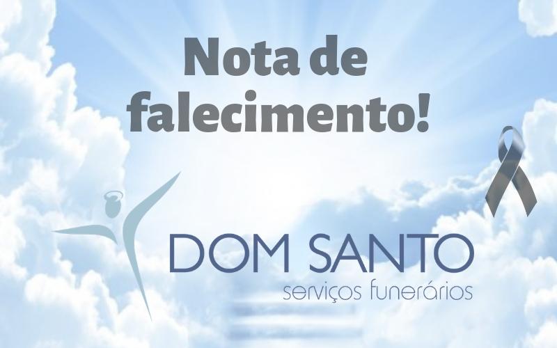 Nota de Falecimento   Família Cardoso   05-08-2019