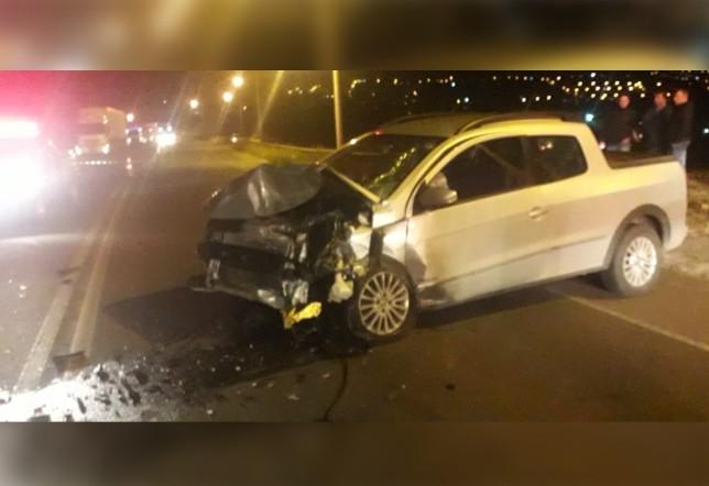 Grave acidente deixa uma pessoa morta em Concórdia