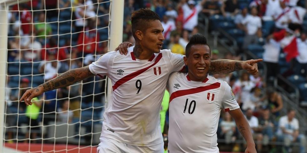 Federação Peruana de Futebol / Divulgação / CP