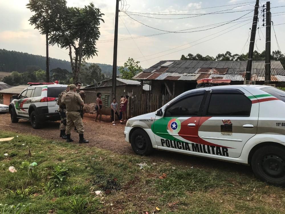 Briga entre familiares termina com ferido em São Miguel do Oeste