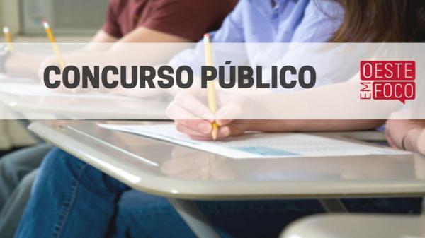 Concurso Público tem alteração no local da prova objetiva