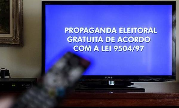 Propaganda eleitoral gratuita em rádio e TV inicia nesta sexta-feira