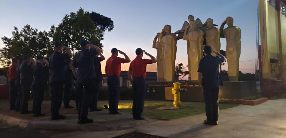 Corpo de Bombeiros de São Miguel do Oeste