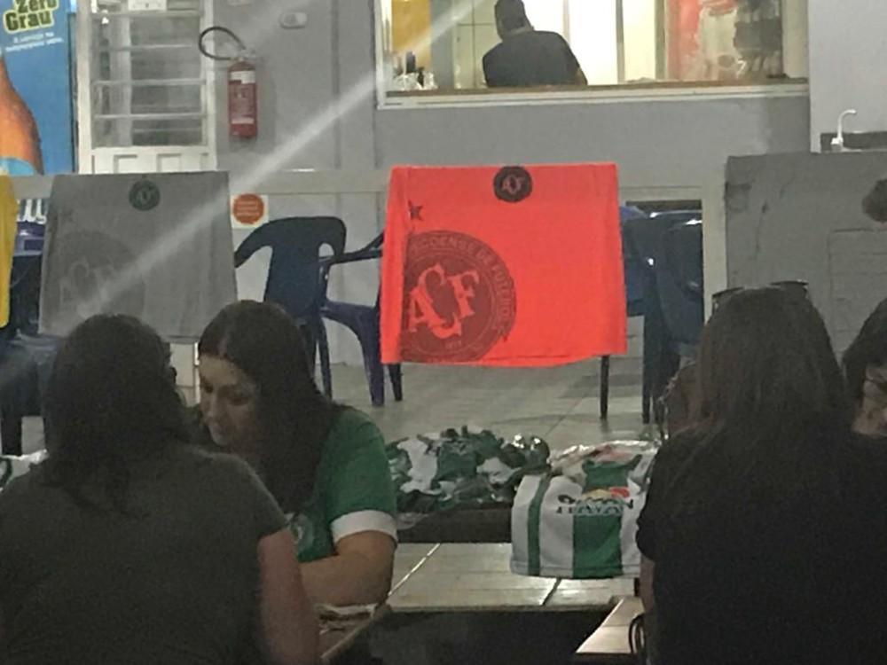 Escolinha da Chape recebe inscrições em São Miguel do Oeste