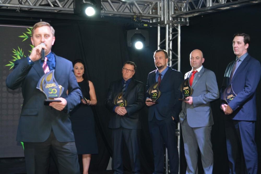 Conheça os vencedores do Destaque Empresarial da Acismo