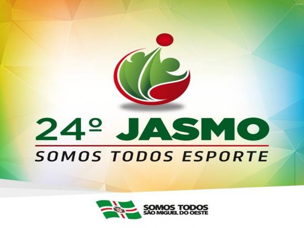 Esporte divulga data dos congressos técnicos do Jasmo em São Miguel do Oeste