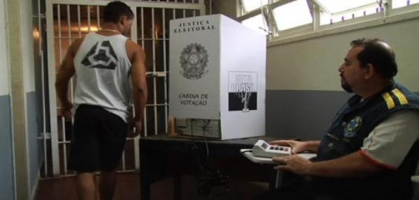 Em SC, 676 presos provisórios de 17 cidades vão participar das eleições