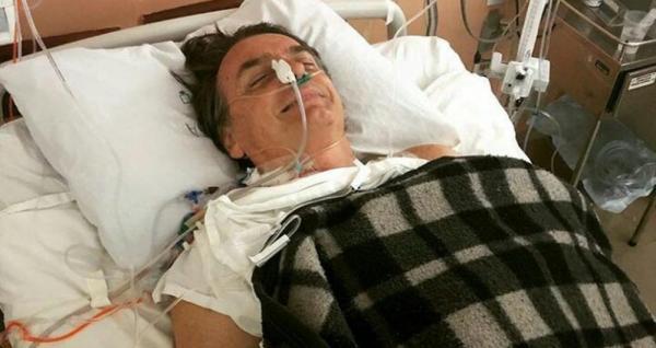 Exames não revelaram complicações nem infecções em Bolsonaro, diz cirurgião