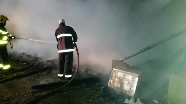 Fogo destrói residência no interior de Flor do Sertão