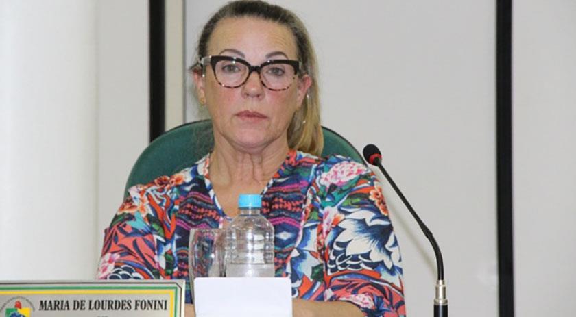 Vereadora de Xaxim suspeita de envolvimento na morte de Joacir Montagna deixa a prisão