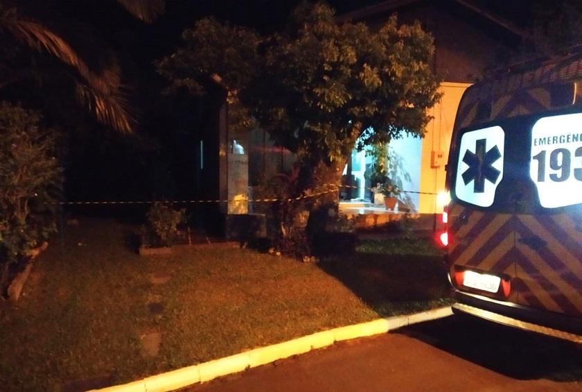 Homem morre baleado no Centro de São João do Oeste