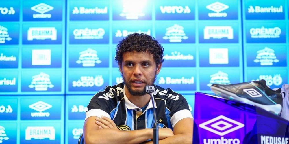 Lucas Uebel / Grêmio FBPA / Divulgação / CP