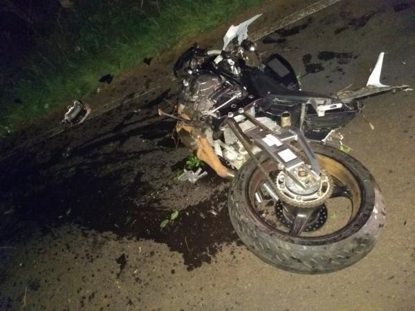 Motociclista morre em saída de pista na SC-283
