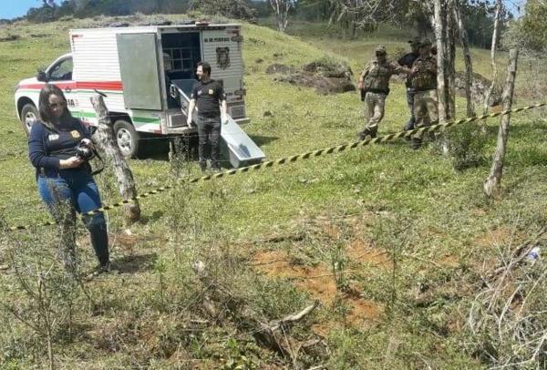 Foragido do presídio de Xanxerê é morto a tiros após tentar assassinar família de agricultor, diz polícia