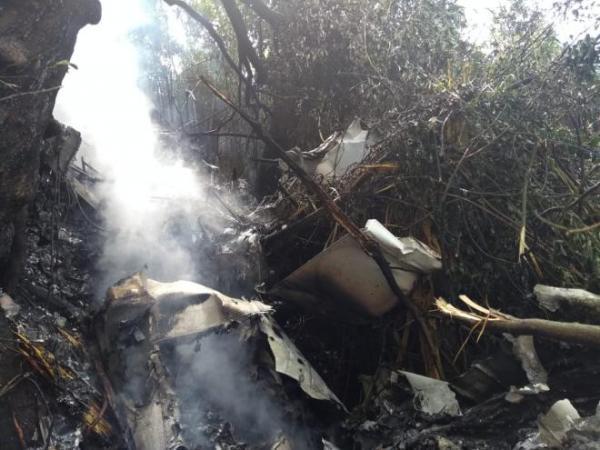 Queda de aeronave no Oeste deixa ao menos um morto
