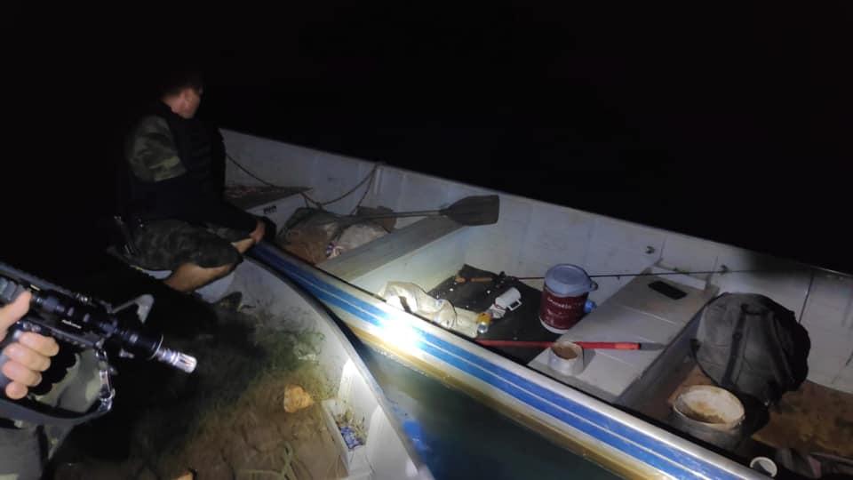 Pescador não licenciado é autuado e tem materiais apreendidos no Rio Uruguai