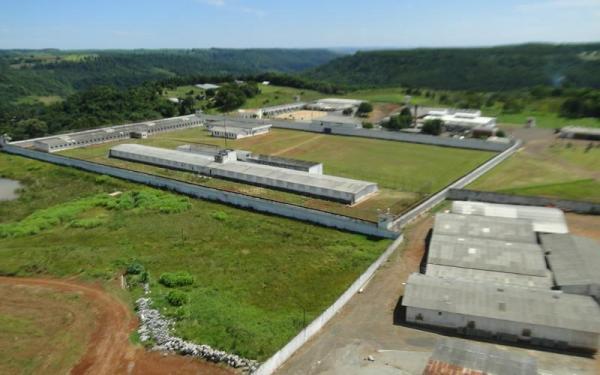 Secretaria muda direção da Penitenciária de Chapecó após uso irregular de viatura