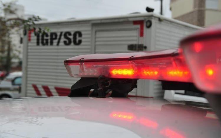 Jovem de 19 anos morre atropelado por caminhão na BR-282 em Xaxim