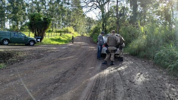 Polícia Militar desenvolve ações de segurança na fronteira