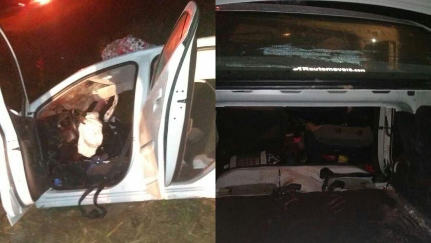 Criança morre em colisão entre carro e caminhão na BR-158 em Caibí