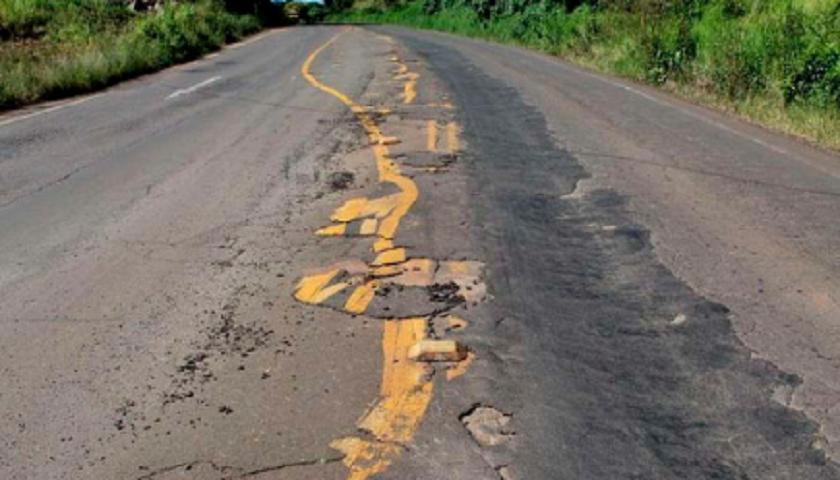 Rodovia estadual na região de Modelo deverá ser restaurada