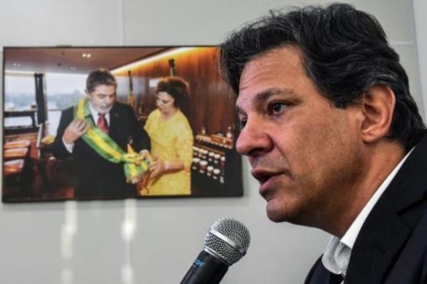 TSE suspende propaganda do PT com mensagem de Lula em apoio a Haddad